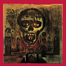 Pochette Seasons in the Abyss par Slayer