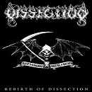 Pochette Rebirth Of Dissection