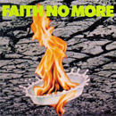 Pochette The Real Thing par Faith No More