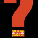 Pochette Who Cares a Lot - Greatest Hits
