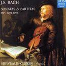 Sonates et Partitas pour violon