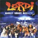 Pochette Lordi : The Market Square Massacre (DVD)