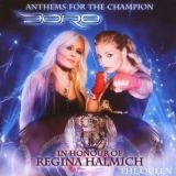 Pochette Anthems For The Champion - The Queen