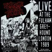 Pochette Live At The Fulham Greyhound London