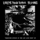 Hardcore Attack of the Low Life Dogs  (Split With Slang)