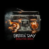 Pochette Revolution Radio par Green Day