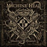 Pochette Bloodstone & Diamonds par Machine Head
