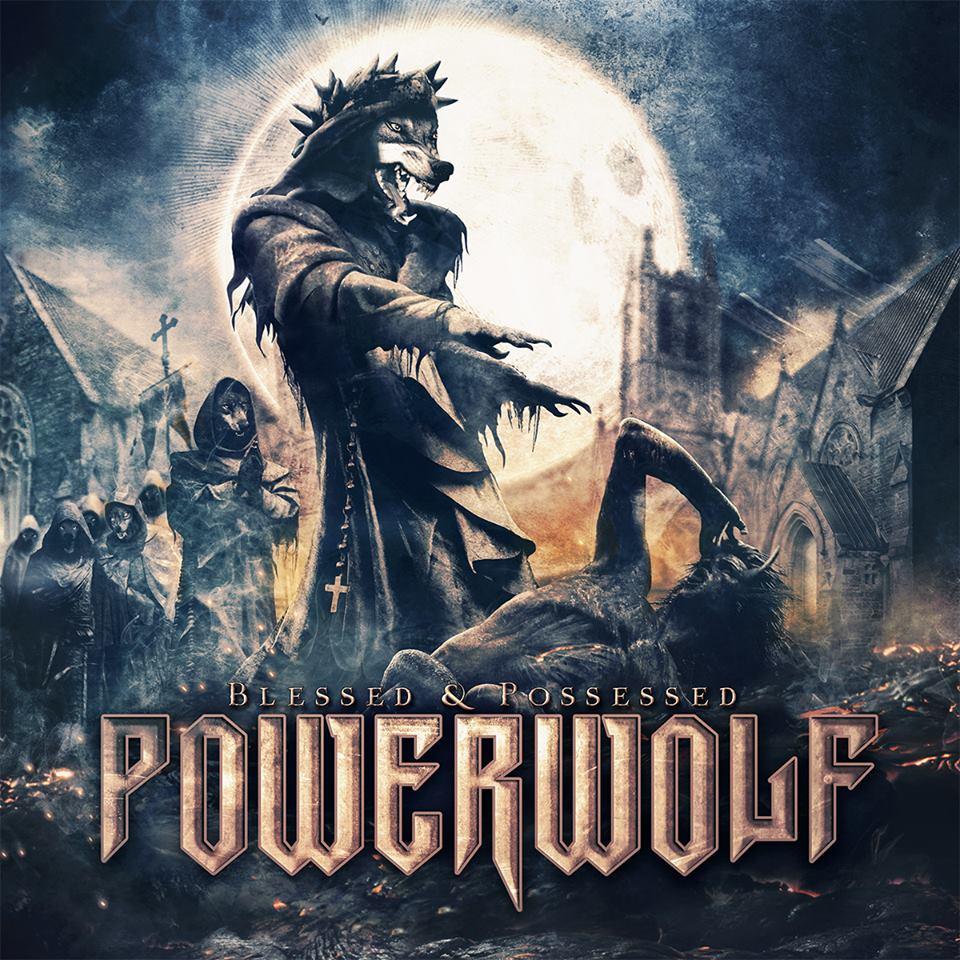 """Résultat de recherche d'images pour """"Blessed & Possessed, Powerwolf"""""""