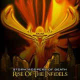 Pochette Rise Of The Infidels