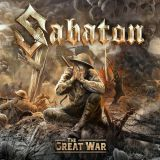 Pochette The Great War par Sabaton