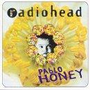 Pochette Pablo Honey par Radiohead
