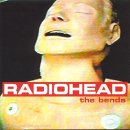 Pochette The Bends par Radiohead