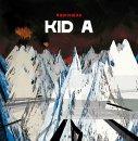 Pochette Kid A par Radiohead
