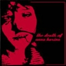 Pochette The Death Of Anna Karina