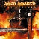 Pochette The Avenger par Amon Amarth