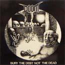 Pochette Bury the Debt, Not the Dead