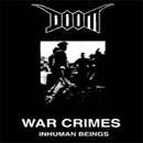 Pochette War Crimes - Inhuman Beings