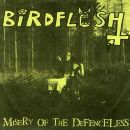 Pochette Misery Of The Defenceless
