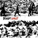 Pochette Unrest - Rééd. par Disrupt