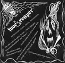 Pochette Necrosaint Black Metal Progressor