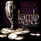 Pochette Sacrament par Lamb Of God
