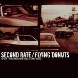 Pochette Split EP w/ Second Rate