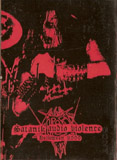 Satanik Audio Violence Helloween 2000