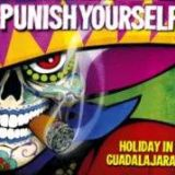 Pochette Holiday In Gudalajara par Punish Yourself