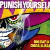Pochette Holiday In Gudalajara par Punish Yourself