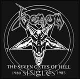 Pochette 7 Gates of Hell - The Singles 1980/1985