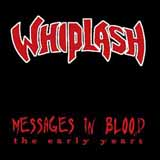 Pochette Messages in Blood