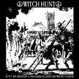 Pochette Witch Hunt Eps & Crucial Chaos Radio Session