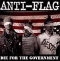 Pochette Die For The Government par Anti Flag