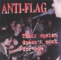 Pochette Their System Doesn't Work For You par Anti Flag