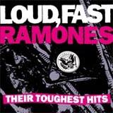 Pochette Loud Fast Ramones par Ramones