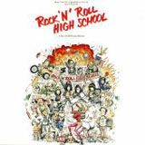 Pochette Rock n' Roll High School