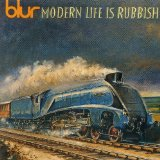 Pochette Modern Life Is Rubbish par Blur