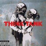 Pochette Think Tank par Blur
