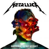 Pochette Hardwired…To Self-Destruct par Metallica