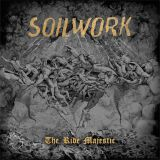Pochette The Ride Majestic par Soilwork