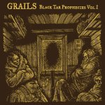 Pochette Black Tar Prophecies Vol. I (split avec Red Sparowes)