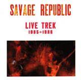 Pochette Live Trek 1985 - 1986