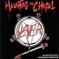 Pochette Haunting The Chapel (EP)