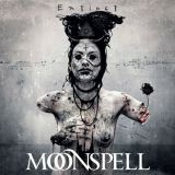 Pochette Extinct par Moonspell