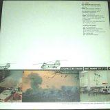 Pochette A Satellite Crash – Split LP