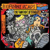 Incredible Rock Machine - Split w/ Burning Heads