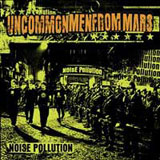 Pochette Noise Pollution par Uncommonmenfrommars