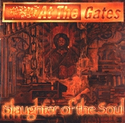Pochette Slaugter Of The Soul par At The Gates