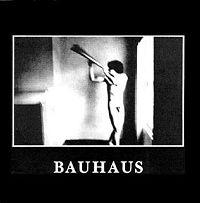 Pochette In the Flat Field par Bauhaus