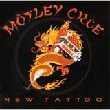 Pochette New Tatoo par Motley Crue